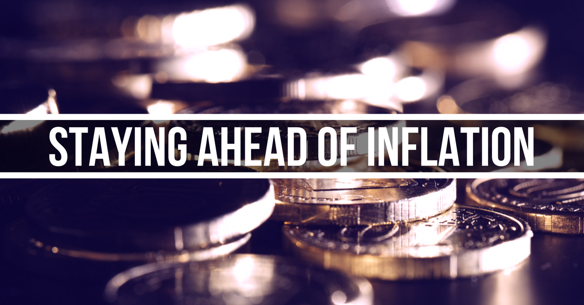 Investment Basics: Staying Ahead of Inflation