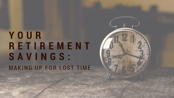 Investment Basics: Your Retirement Savings: Making Up for Lost Time