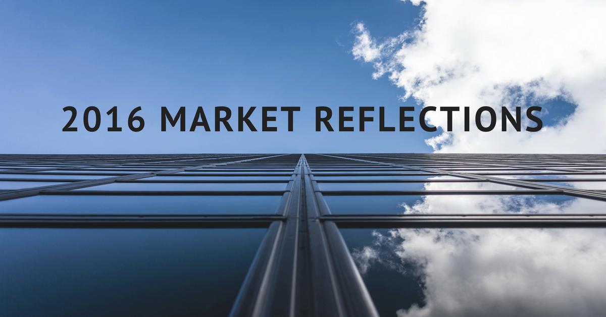 2016 Market Reflections