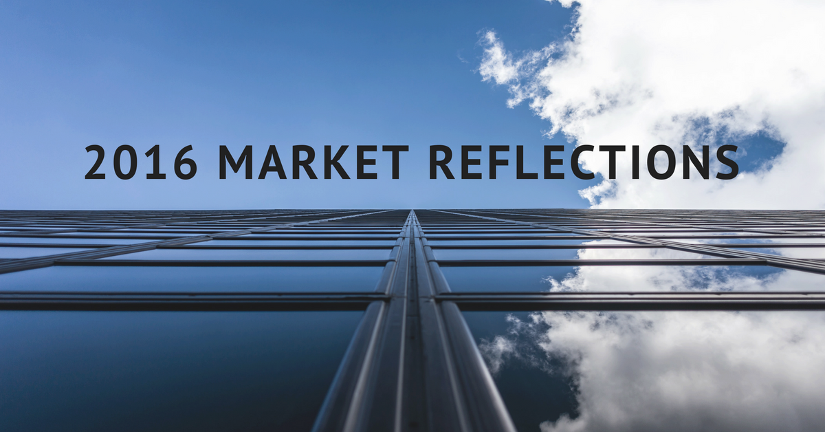 2016 Market Reflections