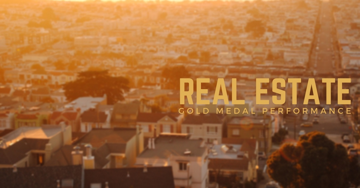 Real Estate - Gold Medal Performance