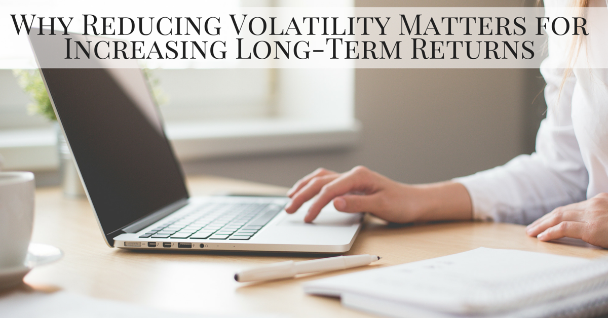 Why Reducing Volatility Matters for Increasing Long Term Returns