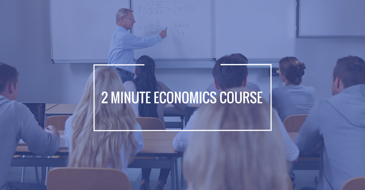 quick economics course
