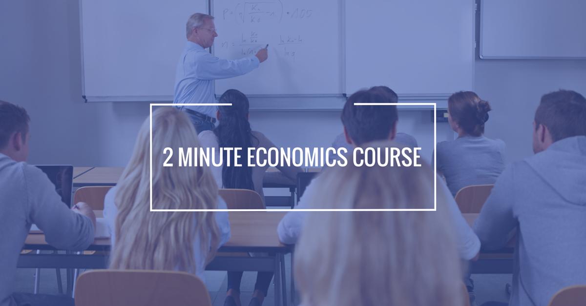 quick economics course