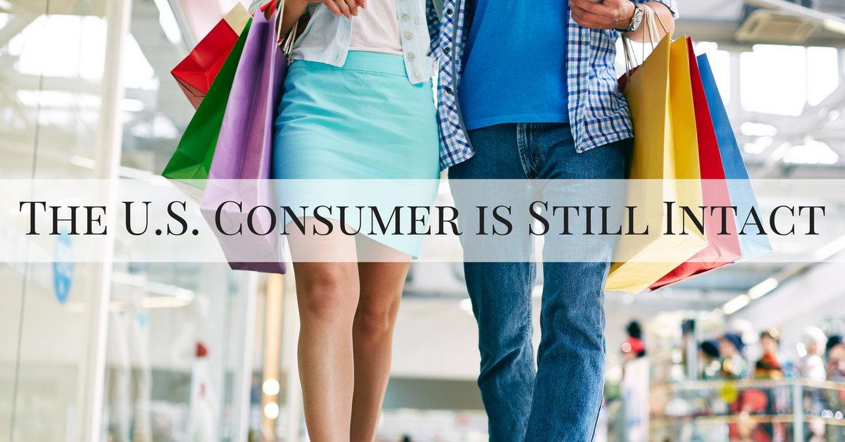 The U.S. Consumer is Still Intact