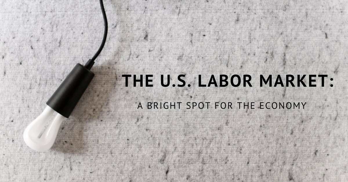 Investment Basics: The U.S. Labor Market: A Bright Spot for the Economy