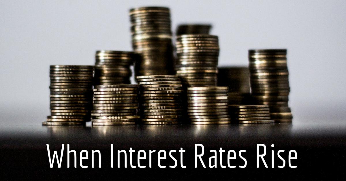 Investment Basics: When Interest Rates Rise