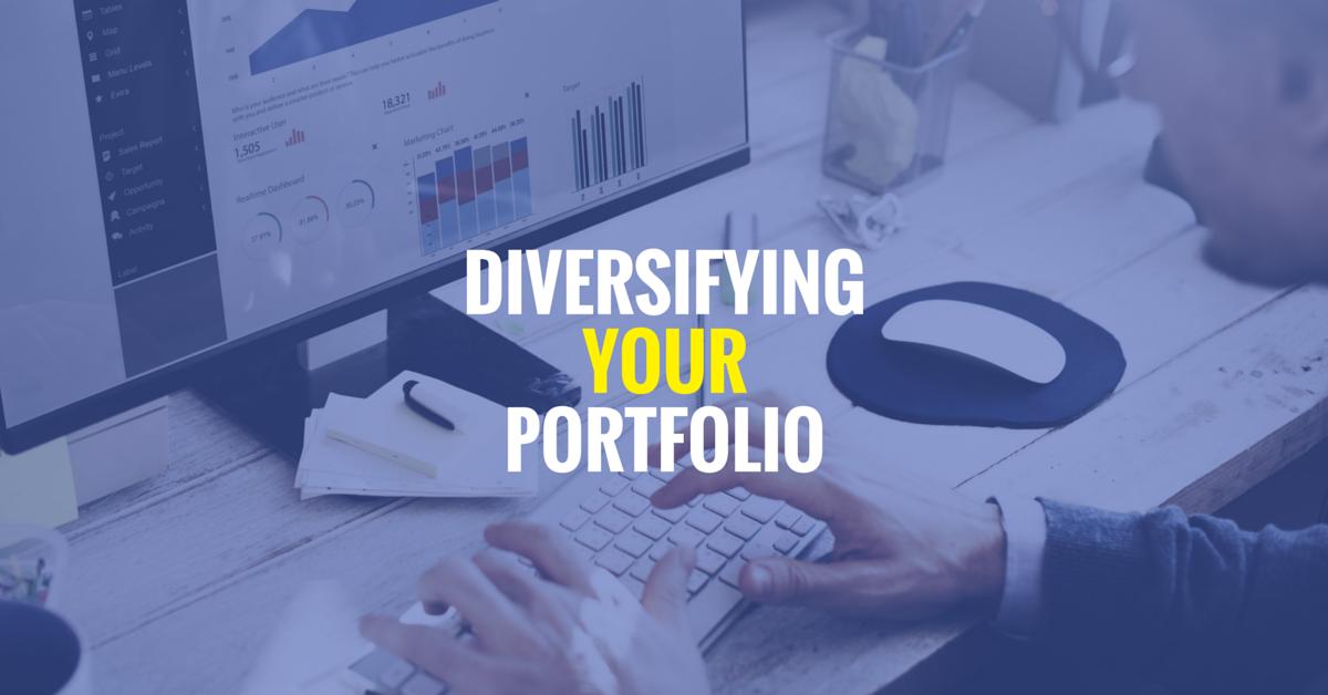 diversifying your portfolio
